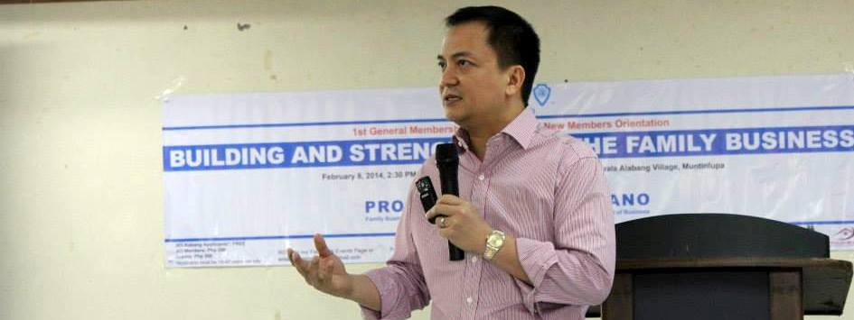 Enrique Soriano Family Business Talk
