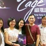 JCI Alabang goes to La Cage