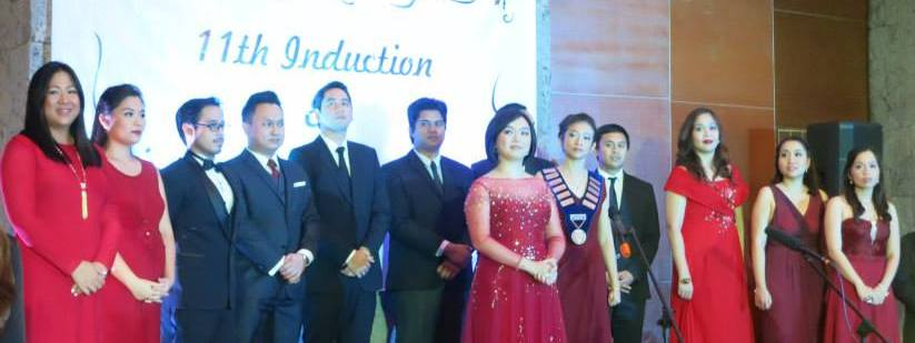 Induction 2015