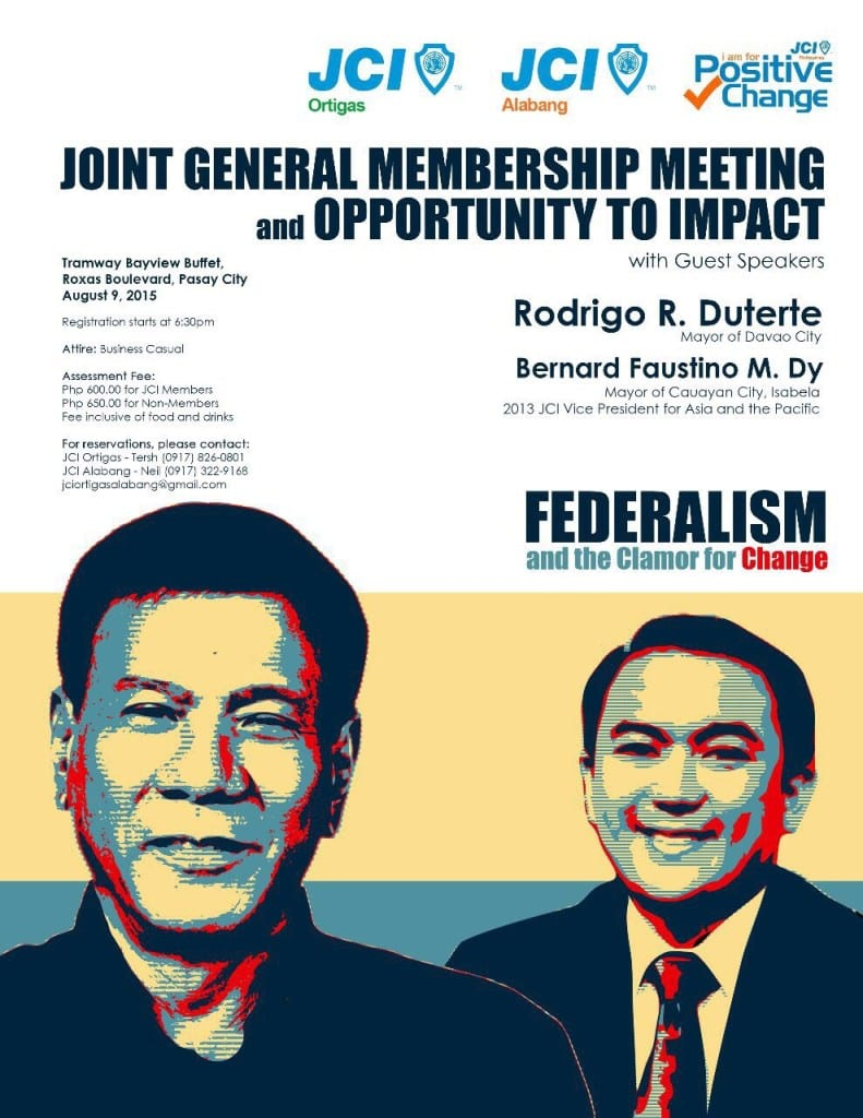 Federalism and the Clamor for Change