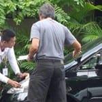 RFID Registration Goes to Ayala Alabang