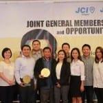 Joint GMM JCI Alabang JCI Ortigas Duterte