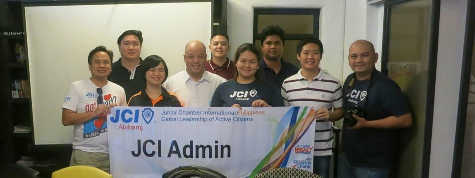 JCI Admin by EVP Lloyd Chao