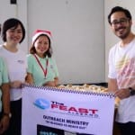 Christmas Party at Haven for Children - The Feast Alabang and JCI Alabang