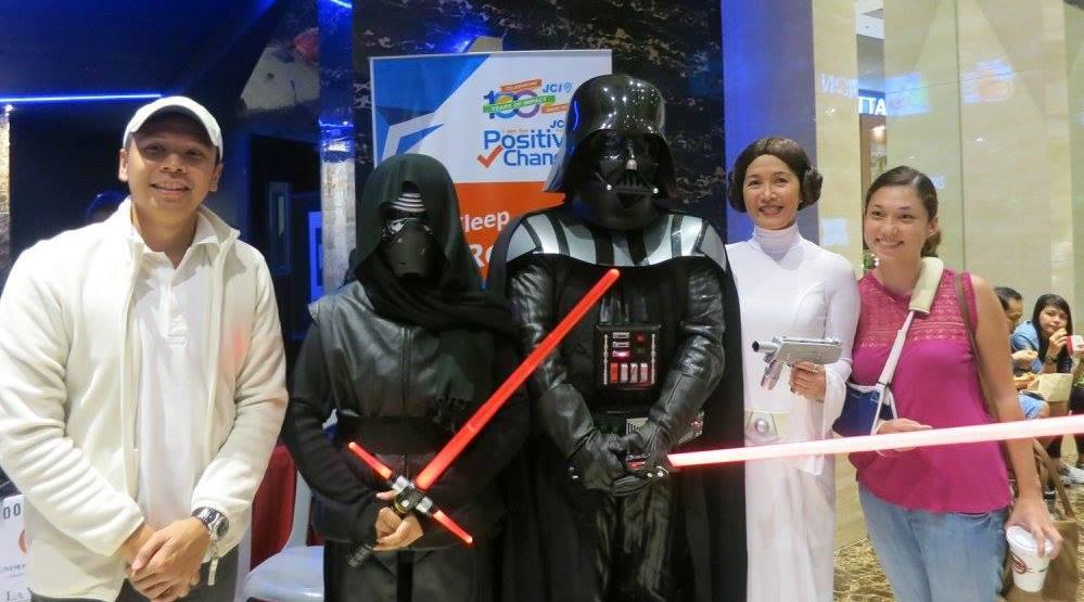 Star Wars Block Screening by JCI Alabang