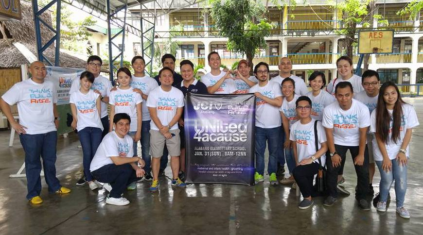 United for a cause medical Mission by JCI Alabang