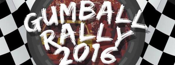 Gumball Rally 2016