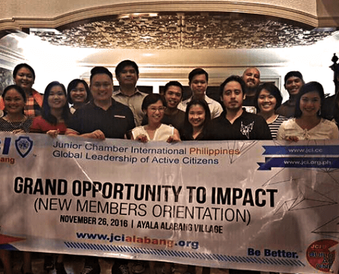 Opportunity to Impact 2016
