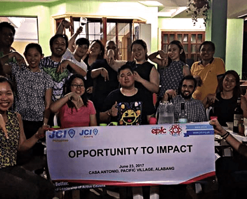 Opportunity to Impact 2017