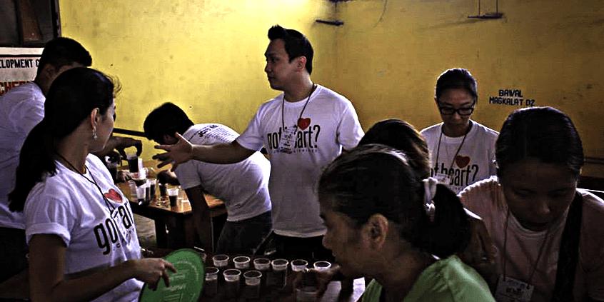 Got Heart 2014 in Baras, Rizal