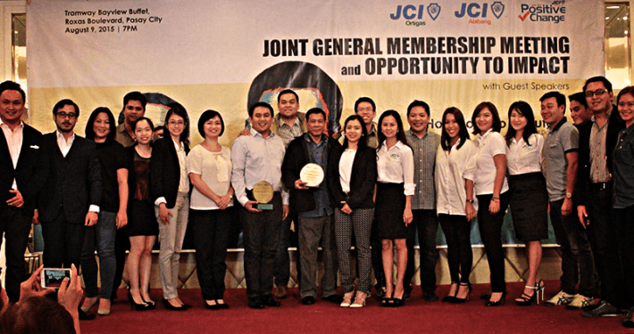 Joint GMM and Opportunity to Impact with Mayor Digong Duterte as Guest Speaker Aug 2015