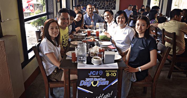 JCI Alabang goes to Natcon Dagupan 2015