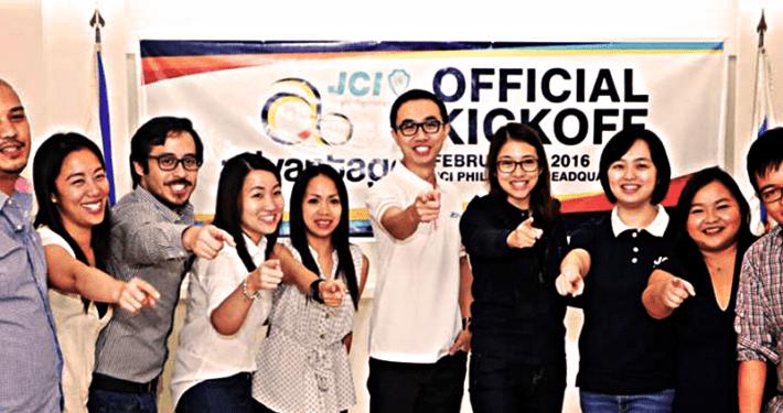 JCIP Advantage Official Kickoff Feb 2016