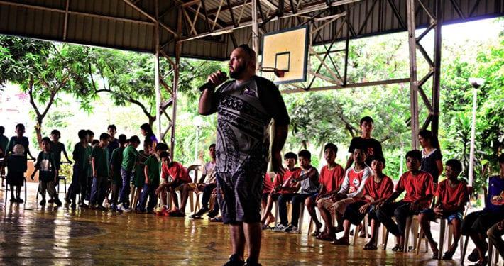 JCI Alabang visits Haven for Children