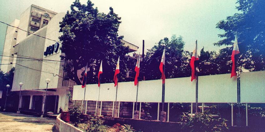 JCIP HQ in Quezon City