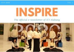 JCI Alabang Inspire Cover vol 1