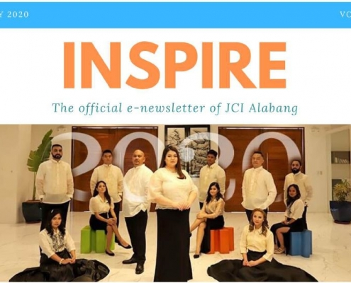 JCI Alabang Inspire Cover vol 1
